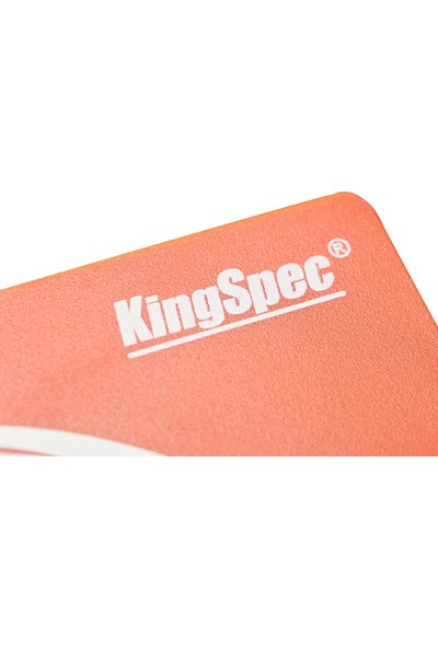 "Kingspec P3 Series 256GB 580MB-570MB/S Sata 2.5"" SSD"