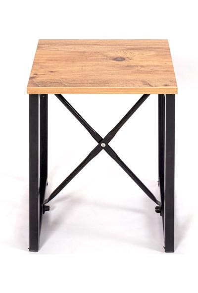 Sandalye Portatif Tabure Mutfak Sandalyesi 5158