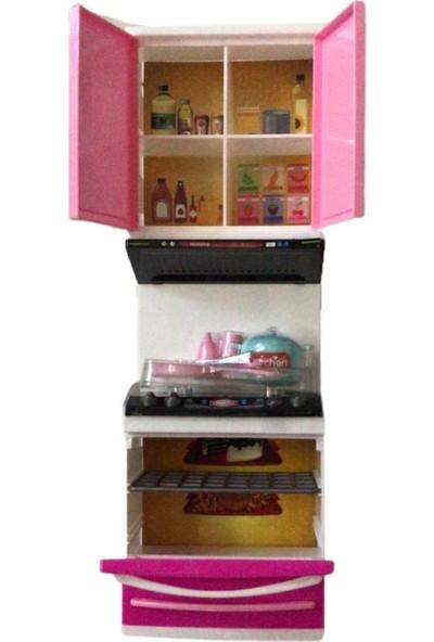 Kayyum Oyuncak Tekli Mutfak Set Model 4