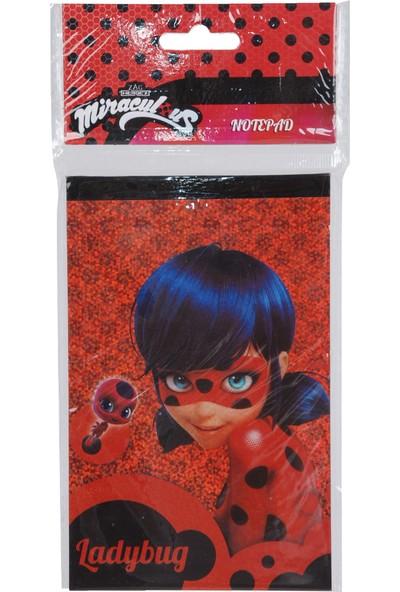 Ladybug Unisex Miraculous Not Defteri LB-10018