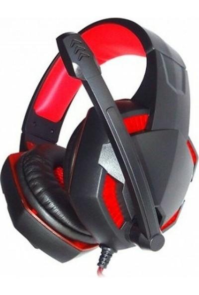 Platoon PL-2430 Mikrofonlu Kulaklık