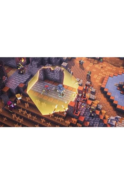 Minecraft Dungeons Hero Edition Nintendo Switch Oyun