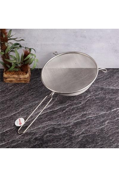 Alemdar Tohana Paslanmaz Çelik Süzgeç 22 cm