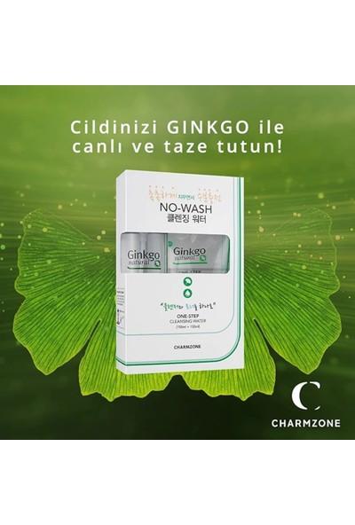 Charmzone Ginkgo Fonksiyonel Cilt Temizleme Suyu Seti