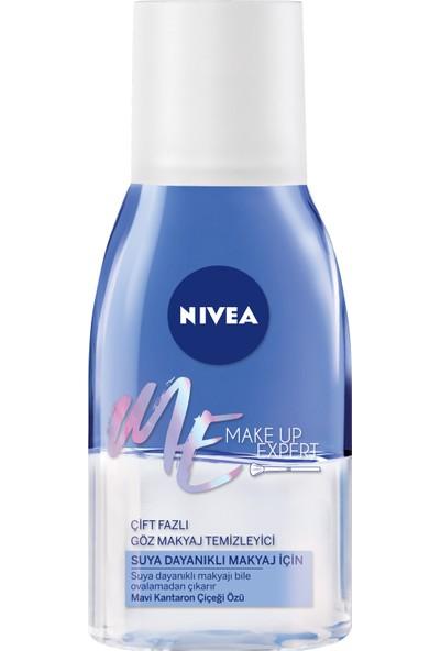 Nivea Make Up Expert Çift Fazlı Göz Makyaj Temizleyici 125ml