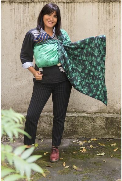 Huggyberry Dandelion Emerald Halka Sling