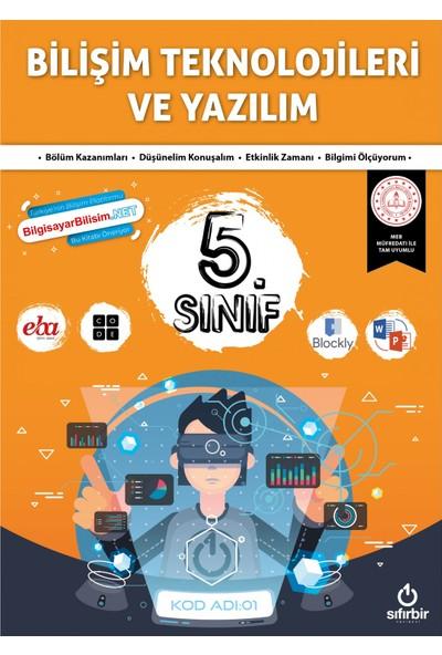 Sıfırbir Yayınları 5. Sınıf Bilişim Teknolojileri ve Yazılım