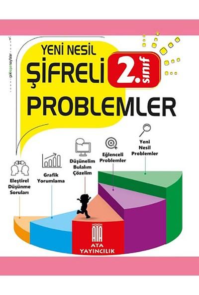 Ata Yayıncılık 2. Sınıf Yeni Nesil Şifreli Problemler