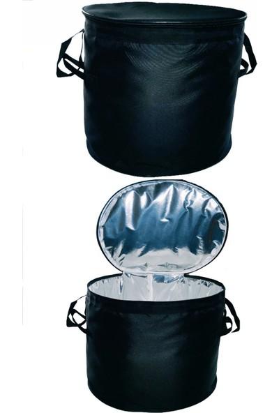 RunoCar Soğuk ve Sıcak Tutucu Buzluk Çanta 50 Lt - Siyah
