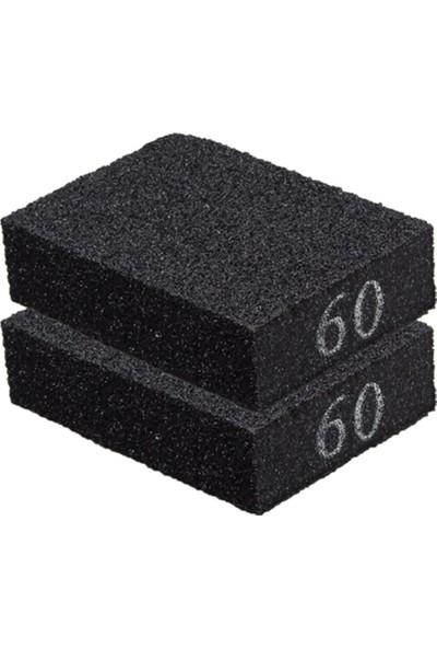 Mercure 100*70*25MM 150 Kum Kubik Sünger Zımpara