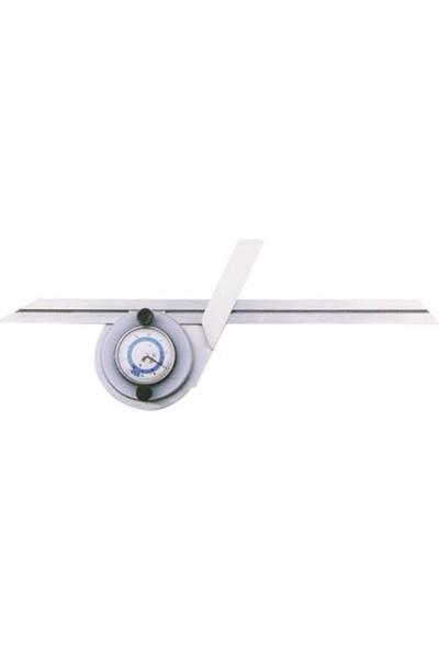"""Panyi Panyı 0-360° (5"""") Dereceli Açı Gönyesi"""
