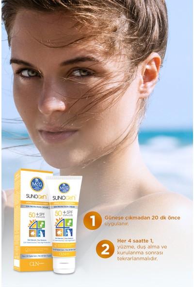Mcg Yeni Sunogen Güneş Kremi Spf 50