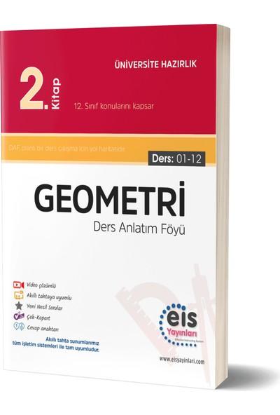 Eis Yayınları Geometri 2. Kitap Ders Anlatım Föyü