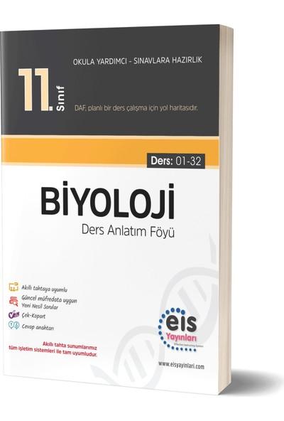 Eis Yayınları 11. Sınıf Biyoloji Ders Anlatım Föyü