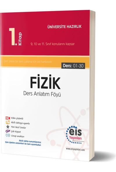 Eis Yayınları Fizik 1. Kitap Ders Anlatım Föyü