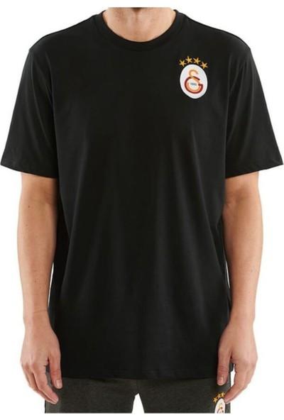 Galatasaray 4 Yıldızlı Siyah Tshirt