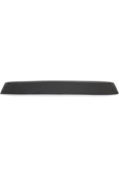 Isuzu NPR Ön Cam Güneşliği Siperlik Vizör Şapka Terek (Abs) Parlak Siyah 2007-2010