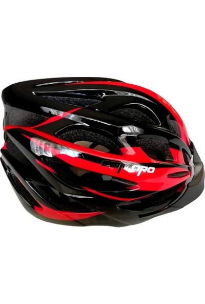 Hsgl Bisiklet Koruyucu Kask Flaşörlü MV50 Pro Ayarlanabilir Ölçü