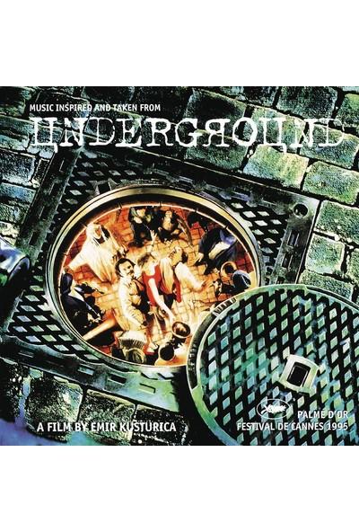 Goran Bregovic - Underground (Soundtrack) - CD