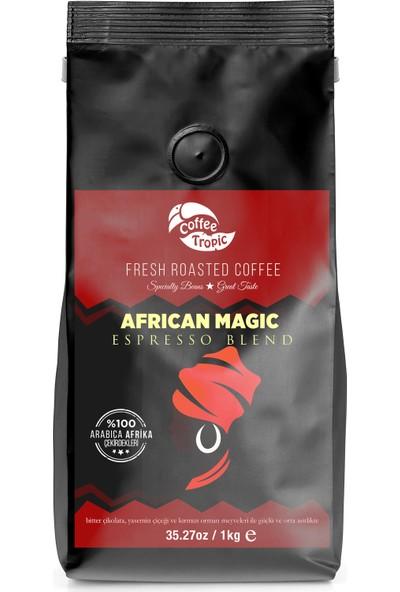 Coffeetropic African Magic Espresso Blend 1 Kg