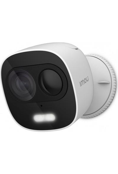 Imou Smart Looc C26E Kızılötesi Gece Görüşlü Hareket Algılama ve Dahili Sirenli (110 dB) IP Kamera HD 1080
