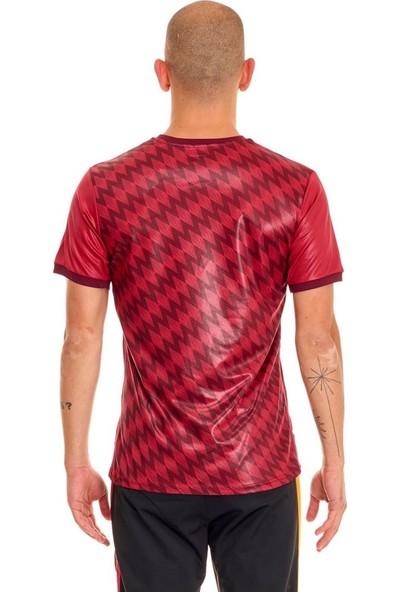 Galatasaray Omuz Omuza Kirmizitaraftar Erkek Tshirt