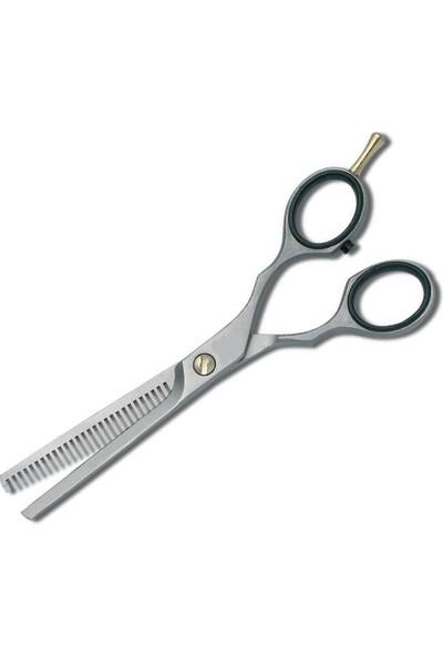 Katze Solingen 1034 6 Inç Pro Çelik Kuaför Saç Ara Makası Efile Makas