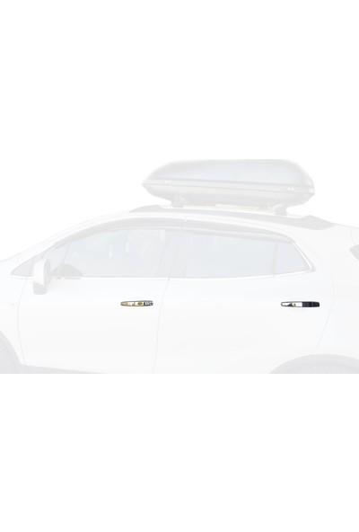 RE&AR Tuning Opel Mokka Astra H Krom Kapı Kolları 2013 Model ve Sonrası