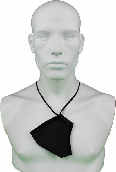 İpeks Yıkanabilir Asmalı Maske Siyah
