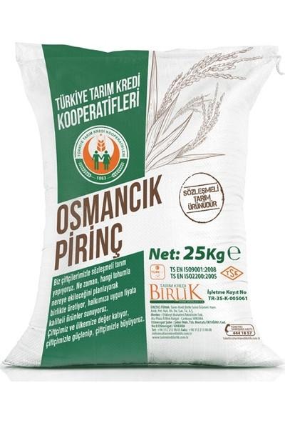 Tarım Kredi Osmancık Pirinç 25 kg