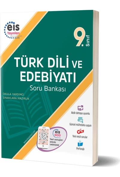 Eis Yayınları 9.Sınıf Türk Dili ve Edebiyatı Soru Bankası