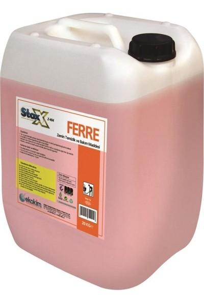 Stox Ferre Yüksek Parfümlü Yüzey Temizleme Maddesi 20 kg
