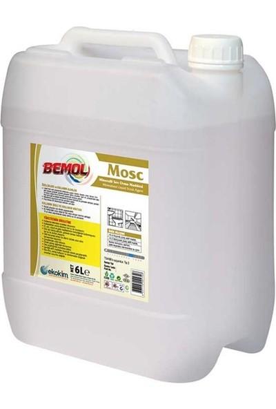 Bemol Mosc Mineralli Sıvı Ovma Kremi 6 kg