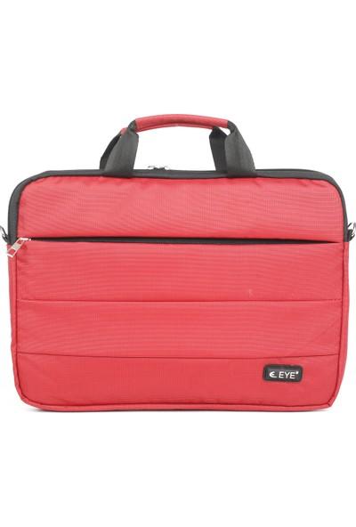 """Eye 175, 13.3"""" Macbook Laptop Ultrabook Tablet ve Laptop Çanta Kırmızı"""