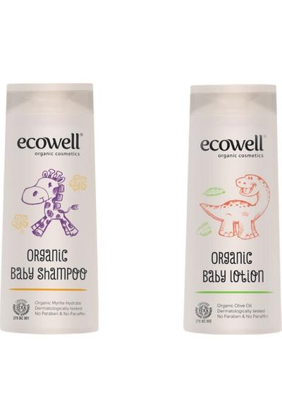 Ecowell Organik Bebek Bakımı