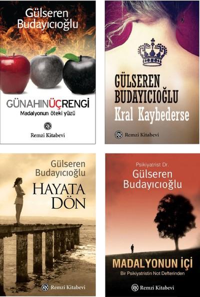 Gülseren Budayıcıoğlu - 4 Kitap Set