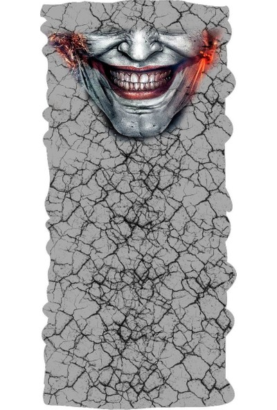 Loco Active Çok Amaçlı Bandana-Joker(1)