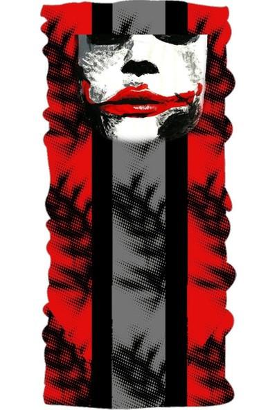 Loco Active Çok Amaçlı Bandana-Joker(2)