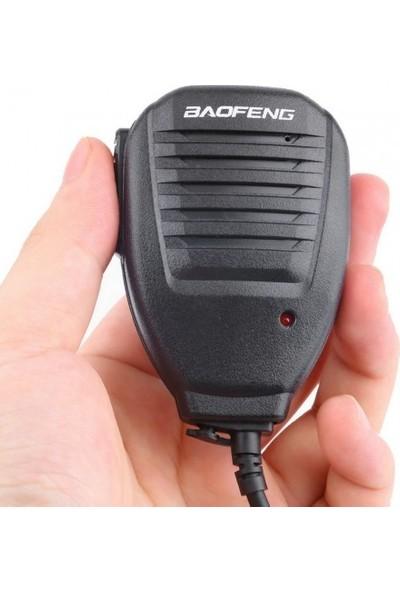 Baofeng Telsiz Yaka Mikrofonu
