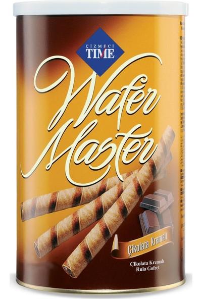 Çizmeci Time Wafer Master 120 gr Çikolatalı 12 'li Paket
