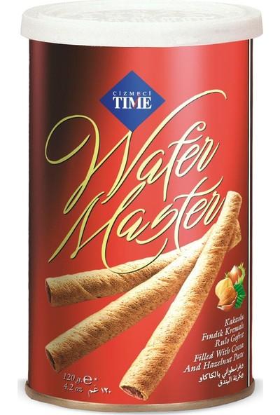Çizmeci Time Wafer Master 120 gr Fındıklı 12 'li Paket