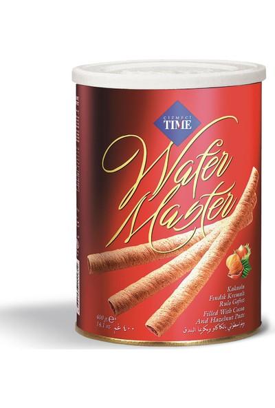 Çizmeci Time Wafer Master 400 gr Fındıklı 12 'li Paket