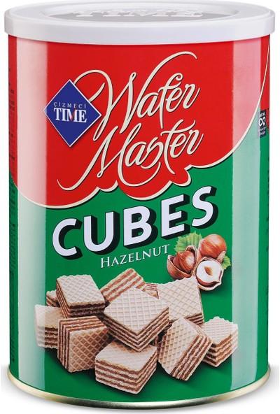 Çizmeci Time Wafer Master Cubes Fındıklı 220 gr 12 'li Paket