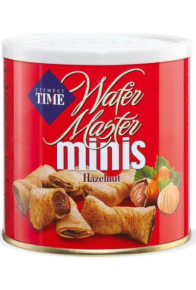 Çizmeci Time Wafer Master MINIS120 gr Fındıklı 12 'li Paket