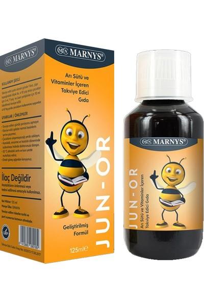 Marnys Jun-Or Multivitamin 125 ml Şurup
