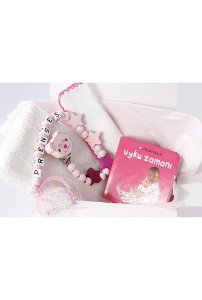Miss Gaya Bebek Pembe Küçük Hediye Kutusu