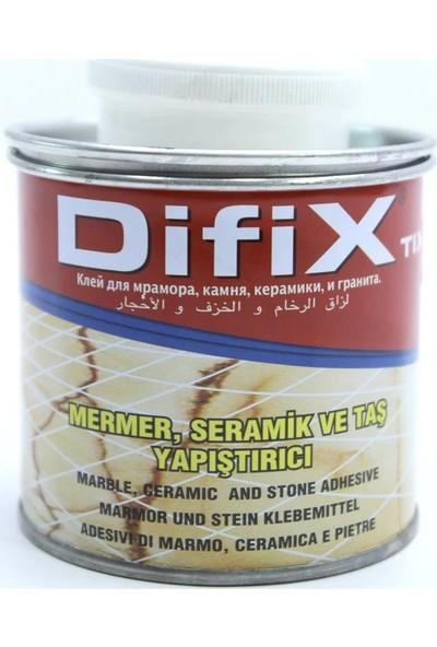 Difix Mermer, Seramik ve Taş Yapıştırıcı 500GR