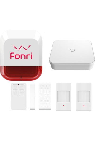 Fonri Hırsız Alarm Fonri Hırsız Alarm Sistemi