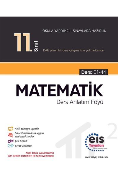 Eis Yayınları 11. Sınıf Matematik 2020