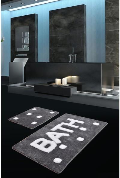 Chilai Home Bath Füme 2Lİ SET